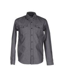 Джинсовая рубашка Misericordia
