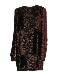 Короткое платье Haider Ackermann
