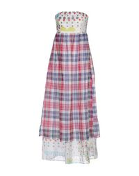Длинное платье Manila Grace Denim