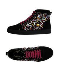 Высокие кеды и кроссовки Rene' Caovilla