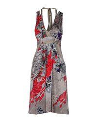 Платье до колена PF Paola Frani