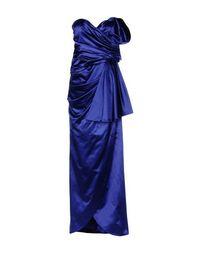 Длинное платье Moschino Couture