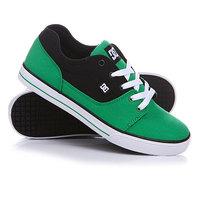 Кеды кроссовки DC Tonik Tx Green