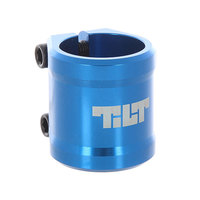 Зажимы Tilt Arc Double Clamp Blue