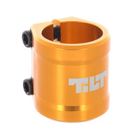Зажимы Tilt Arc Double Clamp Gold