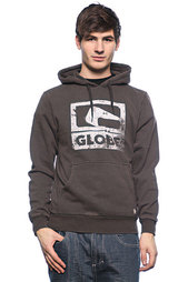 Толстовка Globe Corroded Hood Vintage Black
