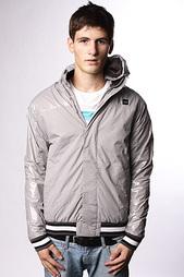Ветровка мужская Globe Wetdry Jacket Grey