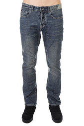 Джинсы Globe Sixx Jean Dirty Woodstock