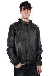 Куртка кожаная Globe Dean Jacket Black
