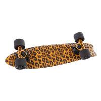 Скейт мини круизер Globe Bantam St Graphic Leopard 23 (58 см)