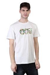 Футболка Picture Organic Basement Nature White