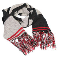Шарф Globe Idaho Scarf Black/White