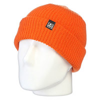 Шапка носок Globe Halladay Beanie Blood Orange