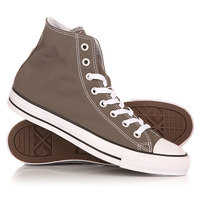 Кеды кроссовки высокие Converse Chuck Taylor All Star Core Charcoal