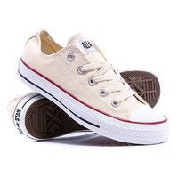 Кеды кроссовки Converse All Star Ox Unisex Unbleach M9165 White
