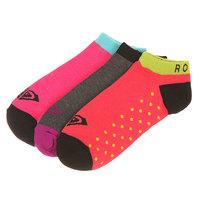 Носки низкие женскиеRoxy Ankle Dot Sripe Ns Multi