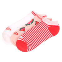 Носки низкие женские Roxy Watermelon Dot No Show Rose Shadow