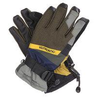 Перчатки сноубордические Quiksilver Mission Glove Randomqk_brown