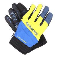 Перчатки сноубордические Quiksilver Method Glove Olympian Blue