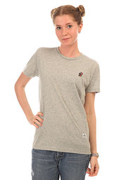 Футболка женская Penfield Womens Nita T Shirt Grey