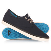 Кеды кроссовки низкие Quiksilver Shorebreak M Shoe Xbbw Blue/Blue/White
