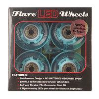 Колеса для скейтборда для лонгборда Sunset Cruiser Wheel With Abec9 Aqua 78A 59 mm
