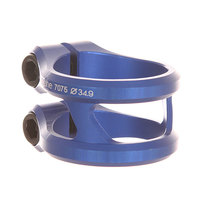 Зажимы Ethic Sylphe Clamp Double 34.9 Blue