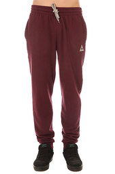 Штаны спортивные Le Coq Sportif Pant Bar Regular Unbr Winetasting