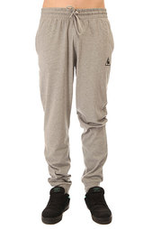 Штаны спортивные Le Coq Sportif Pant Bar Jersey Pant Unbr Light Heathe
