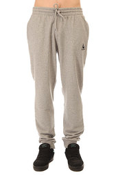 Штаны спортивные Le Coq Sportif Pant Bar Regular Unbr Light Heather