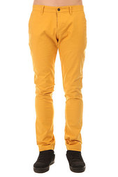 Штаны прямые Volcom Frickin Tight Solid Pant Curry