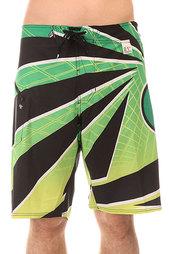 Шорты пляжные Volcom Fiji Pro Boardshort Scrubs Green