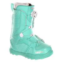 Ботинки для сноуборда женские Thirty Two Z Stw Boa Teal