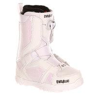 Ботинки для сноуборда женские Thirty Two Z Stw Boa Black Logo White