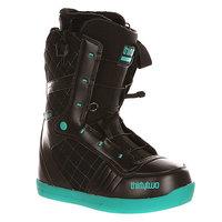 Ботинки для сноуборда женские Thirty Two Z 86 Ft Black/Blue