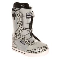 Ботинки для сноуборда женские Thirty Two Z 86 Ft Grey