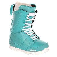 Ботинки для сноуборда женские Thirty Two Z Lashed Teal