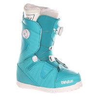 Ботинки для сноуборда женские Thirty Two Z Binary Boa Blue