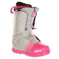 Ботинки для сноуборда женские Thirty Two Z Lashed Ft Grey/Pink