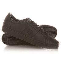 Кеды кроссовки низкие Fred Perry Spencer Leather Black