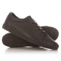 Кеды кроссовки низкие Le Coq Sportif Prestige Court Lea Black