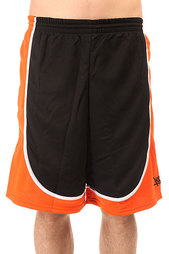 Шорты классические K1X Hardwood League Uniform Black/Orange