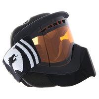 Маска для сноуборда Dragon Mdx Snowmo Coal/Amber