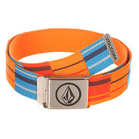 Ремень Volcom Web 2.0 Belt Orange