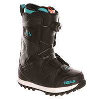 Ботинки для сноуборда женские Thirty Two Z Binary Boa Black/Blue