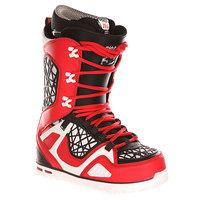 Ботинки для сноуборда Thirty Two Z Tm-two Red/Black