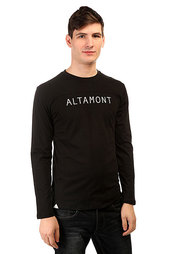 Лонгслив Altamont Normandie Ls Black