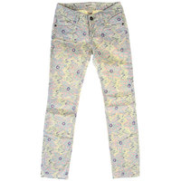 Джинсы прямые детские Roxy Liton Print Sliver Floral