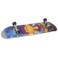 Скейтборд в сборе Blind S6 Space Looney Ful Multi 31 x 7.625 (19.3 см)