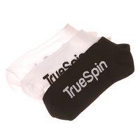 Носки низкие TrueSpin Классика White/White/Black